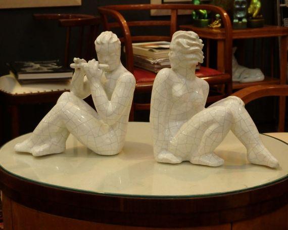 Ceramica Illes Budapest 1930